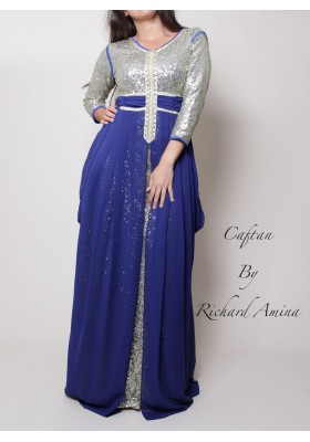 Cacharel bleu