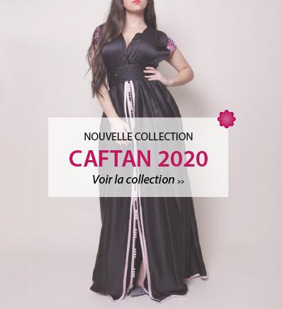 Caftan marocain a vendre, collection 2020 par Richard Amina France