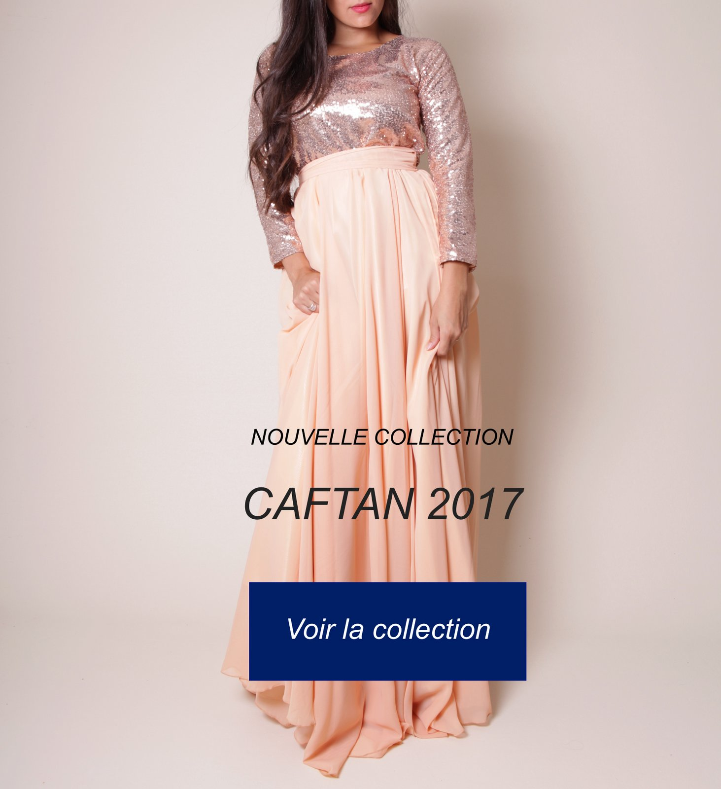 9a4aacf7c4d Caftan   Takchita pas cher - Caftan By Richard Amina