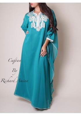 Fatima bleu pétrole 34/42