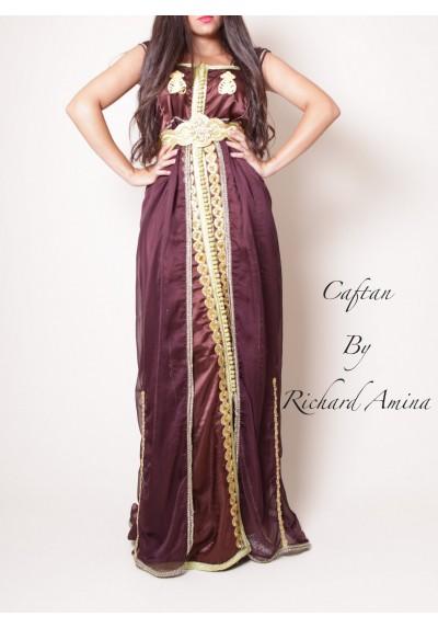 Safia robe d'occasion 36 au 40