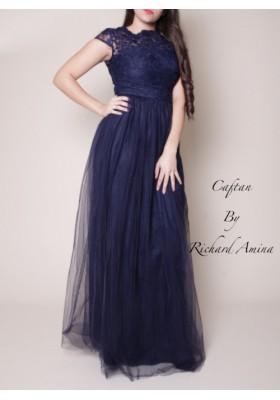 Jolie bleu d'occasion 34